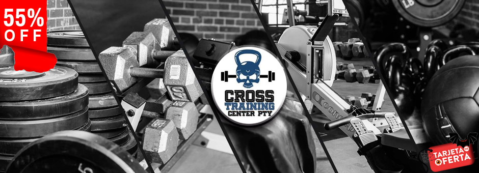 55% OFF: Paga 45$ por un mes de clases ilimitadas de Crossfit en Cross Training Center PTY.